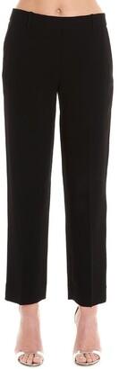 Diane von Furstenberg Tami Straight Cropped Trousers