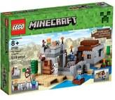 Lego Boy's Minecraft(TM) The Desert Outpost - 21121