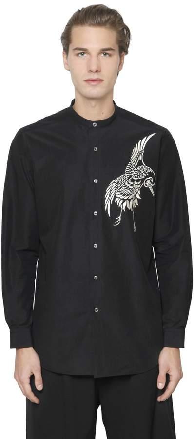 Ports 1961 Hummingbird Heavy Cotton Poplin Shirt