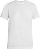 Acne Studios Taline face-patch cotton T-shirt