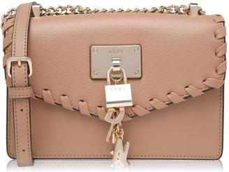 DKNY Elissa Small Fold Over Shoulder Bag