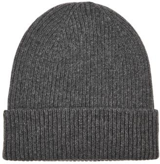 COLORFUL STANDARD Charcoal Merino Wool Beanie