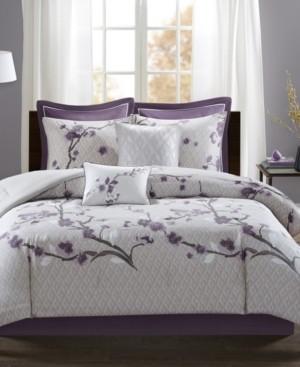 Madison Home USA Holly 8-Pc. King Comforter Set Bedding