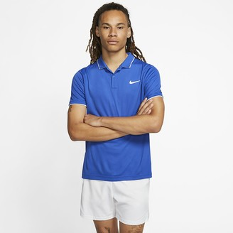 Nike Men's Tennis Polo NikeCourt Dri-FIT