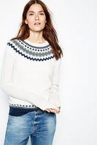 Jack Wills Chancellor Fairisle Sweater