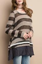 Easel Comfy Knit Sweater