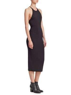 Alexander Wang T-Back Jersey Dress