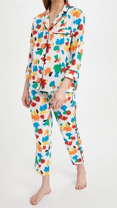 Sleepy Jones Marina Pajama Set