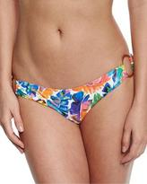 Milly Barbados Banana-Leaf Printed Swim Bottom