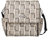 Petunia Pickle Bottom Infant 'Boxy Glazed' Diaper Bag - Ivory