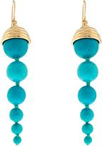 Aurelie Bidermann Lakotas pearl drop earrings