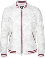 Loveless - camouflage bomber jacket - men - Cotton/Polyurethane - 1