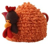 T&G Woodware Farmyard Crazy Charlie the Chicken Teacosy