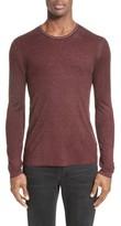 Men's John Varvatos Collection Crewneck Sweater