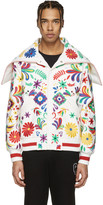Opening Ceremony White Mexico Global Varsity Jacket