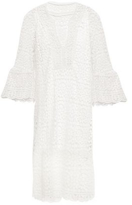 Kate Spade Cotton Guipure Lace Dress