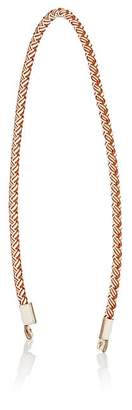 Métier London Women's Braided Shoulder Strap - Nudeflesh