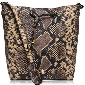 Lauren Ralph Lauren Mini Debby II Drawstring Bag