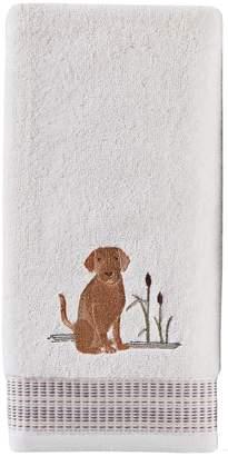 Adirondack Saturday Knight Ltd. Saturday Knight, Ltd. Dog 2-pack Hand Towel Set