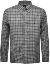 Ralph Lauren Check Shirt Grey