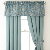 JCP HOME JCPenney Home Belcourt 2-Pack Rod-Pocket Curtain Panels