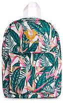 True Religion Womens Floral Backpack