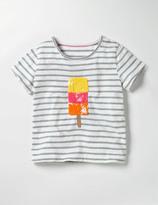 Boden Colour Change Sequin T-Shirt