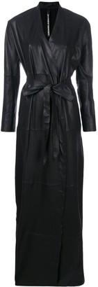 Olsthoorn Vanderwilt Belted Long Coat