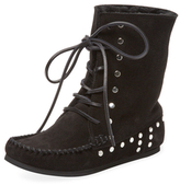 IRO Nifty Shearling Lined Bootie