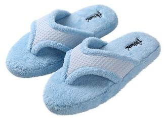 Aerusi Women's Relax Spa Indoor Slippers