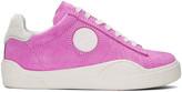 Eytys Pink Wave Rough Uv Sneakers