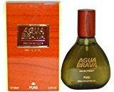 Antonio Puig Agua Brava Eau De Cologne Spray for Men, 3.4 Ounce