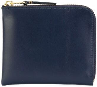 Comme des Garcons classic zip wallet