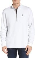 Psycho Bunny Men's Golf Half Zip Pullover