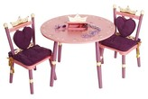 Levels of Discovery Princess Table & 2 Chair Set - Pink