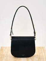 Color Block Bag Black