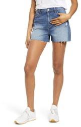 Hudson Jade Cutoff Boyfriend Shorts