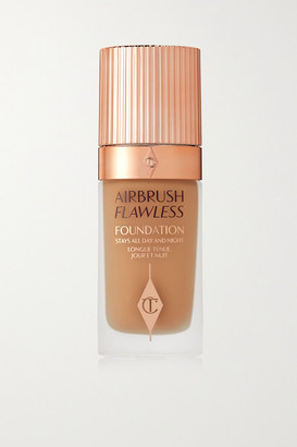 Charlotte Tilbury Airbrush Flawless Foundation - 7.5 Warm, 30ml