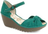 Fly London Women's 'Yoel' Wedge Sandal