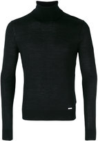 DSQUARED2 roll neck top - men - Wool - S