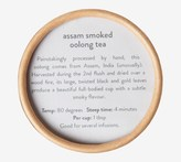 Toast Smoked Assam Oolong