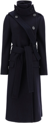 Stella McCartney Sofia Wool Coat