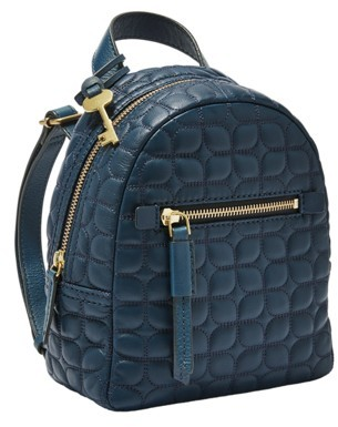 Fossil Megan Mini Backpack Handbags Twilight