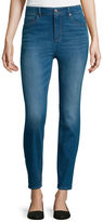 Liz Claiborne High-Rise Skinny Denim Ankle Pants - Tall