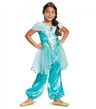Disguise Girls' Costume Outfits - Jasmine Jumpsuit Dress-Up Outfit - Girls