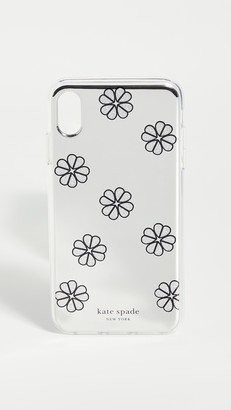 Kate Spade Mirror Spade iPhone Case