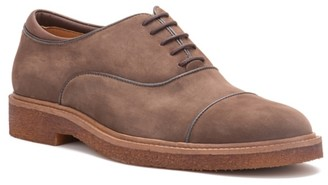 Vintage Foundry Lester Cap Toe Oxford