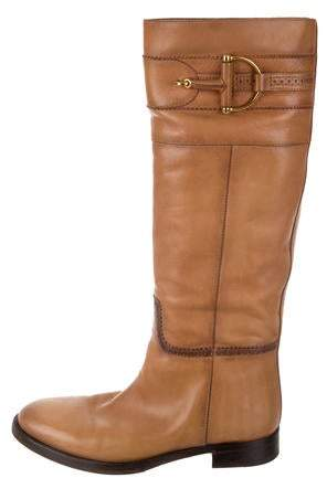 440bd5b9d Gucci Round Toe Women's Boots - ShopStyle