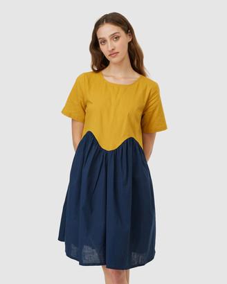 gorman Evie Smock Dress