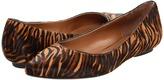 Daniblack Rex Too (Camel/Black Tiger Haircalf) - Footwear
